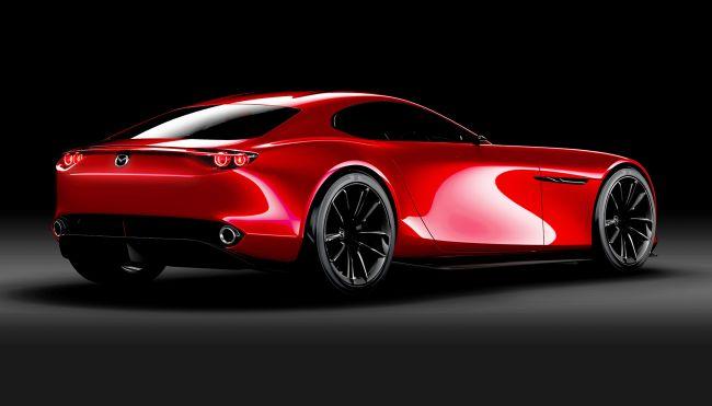 Mazda RX-9 Exterior