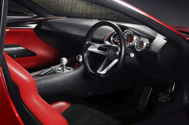 Mazda RX-9 Interior