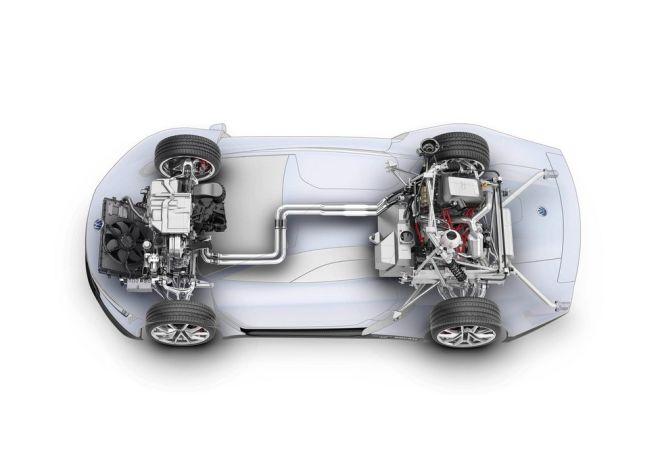 Volkswagen XL1 Transmission
