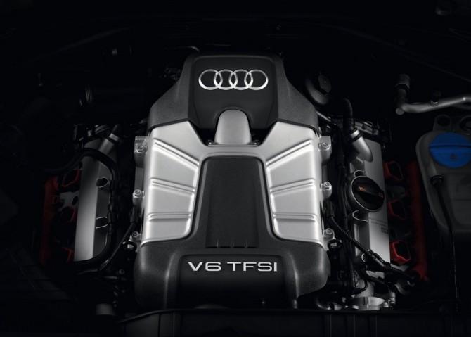 2015 Audi Q5 Engine