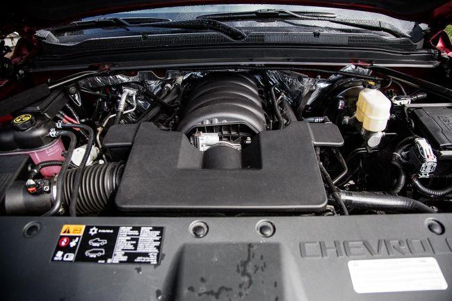 2015 Chevrolet Traverse Engine
