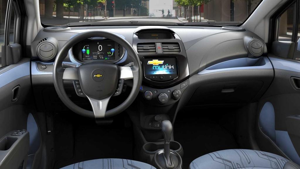 2015 Chevy Spark EV