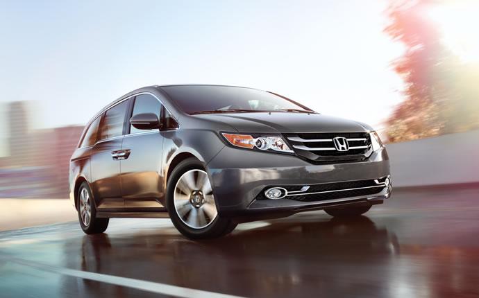2015 Honda Odyssey changes