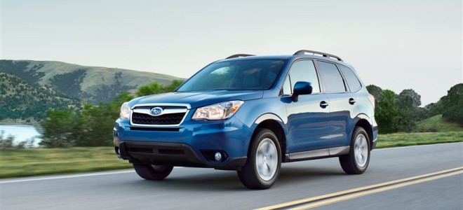 2015 Subaru Forester review