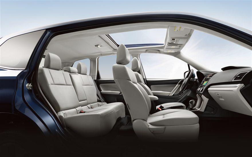 Forester Subaru 2015 Interior