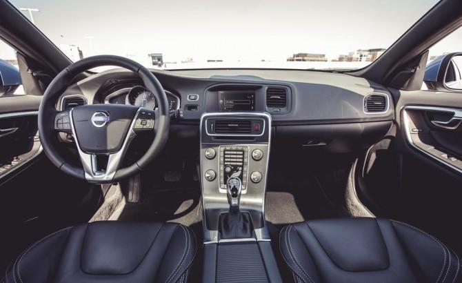 2015 Volvo V60 T5 Drive-E Interior