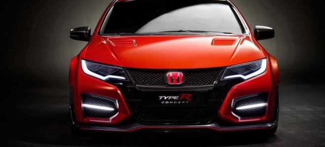 Honda Civic hatchback Type R
