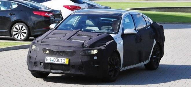 2016 Kia Optima car for future