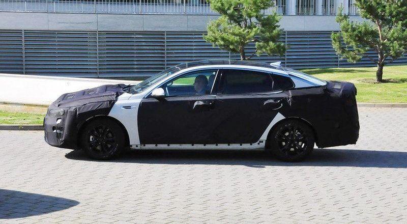 Kia Optima 2016 car for future