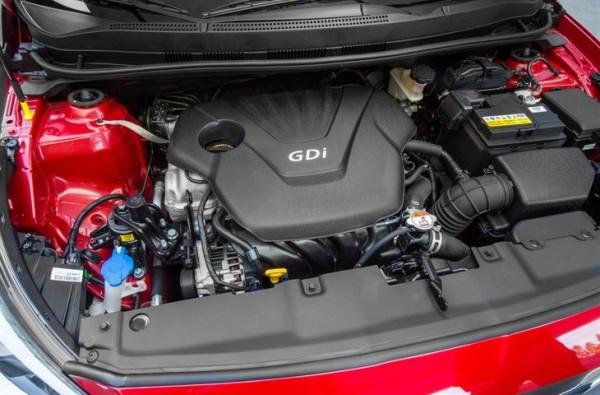 Hyundai Accent 2015 mpg