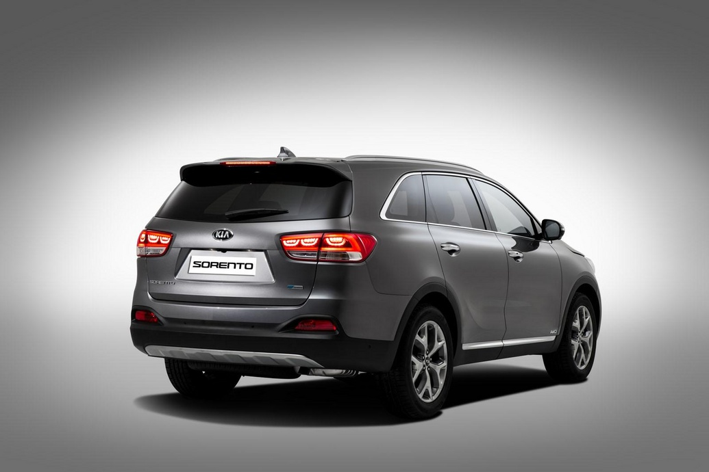 2016 Kia Sorento towing capacity