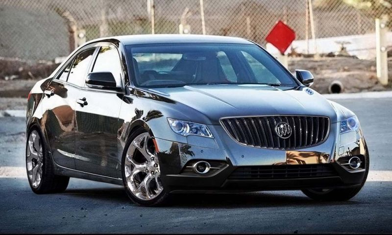 2016 buick grand national review