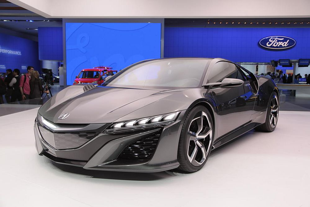 2016 Acura NSX - Release date, cost, horsepower, 0-60