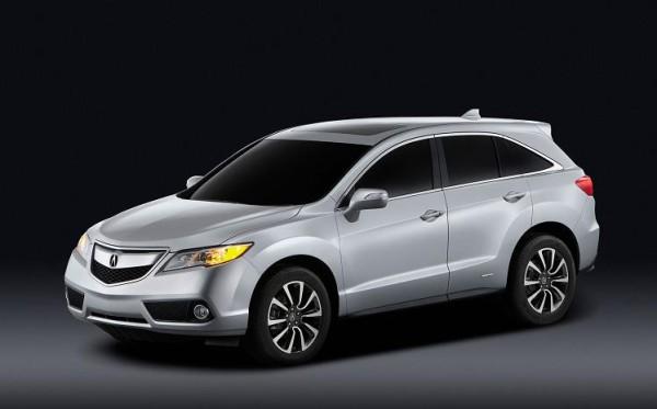 Acura RDX 2016 release date