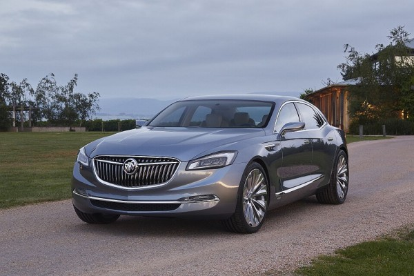 2016 Buick Avenir concept news, release date, price