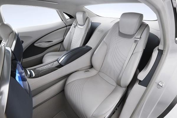 Buick Avenir 2016 interior
