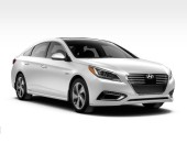 2016 Hyundai Sonata Plug-In Hybrid review, changes, interior