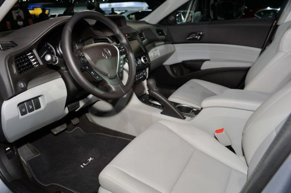 2016 Acura ILX Interior Amazing Design