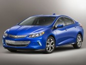 2016 Chevy Volt electric car review, price, specs