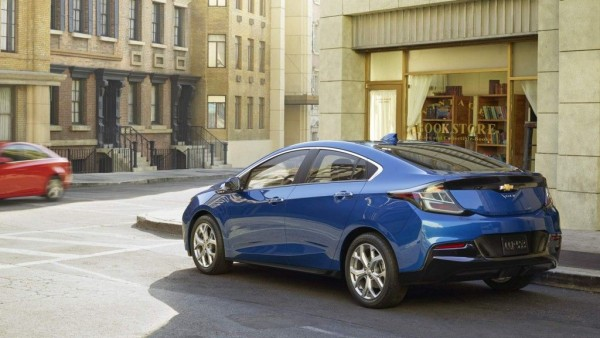Chevy Volt 2016 release date price