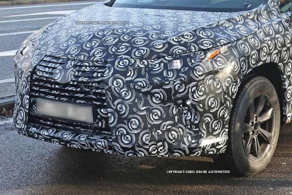 Lexus RX 2016 specs