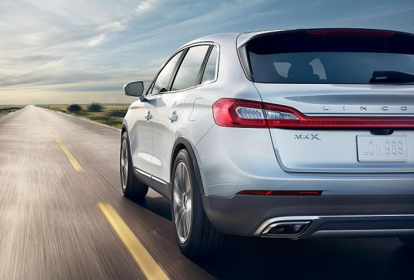 2016 Lincoln MKX release date, price