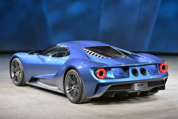 2017 Ford GT price, release date
