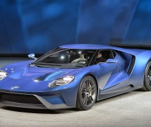 2017 Ford GT supercar price, engine, news