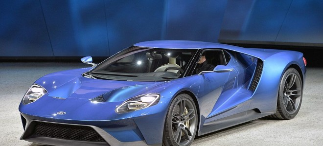 2017 Ford GT supercar - Release date, price, news, engine