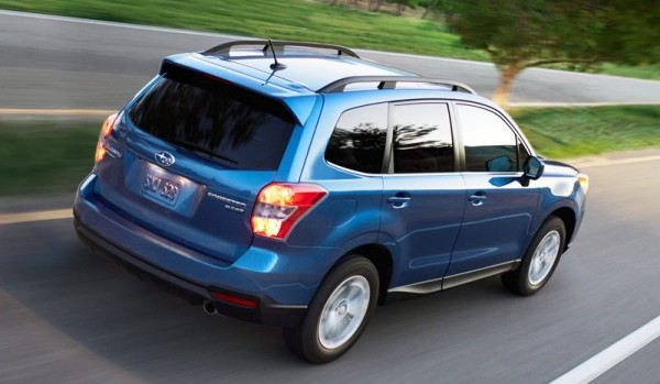 2016 Subaru Forester sti changes, redesign, turbo