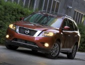 2016 Nissan Pathfinder midsize SUV redesign, price, changes