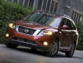 2016 Nissan Pathfinder midsize SUV redesign, price, changes