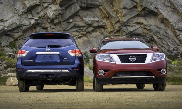 Nissan Pathfinder 2016 release date, redesign, changes