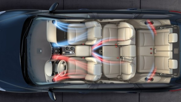 2016 Nissan Pathfinder 7 passenger SUV