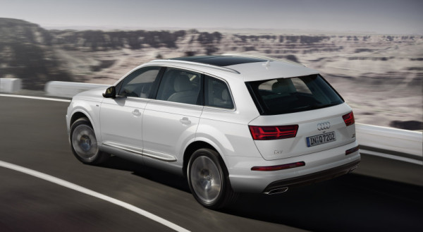Audi Q7 2016 price, review, redesign