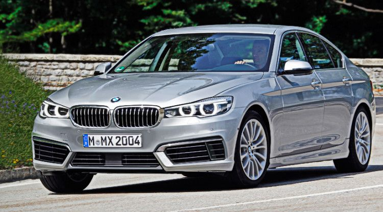 2016 BMW 5Series facelift redesign interior release date