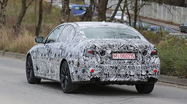 BMW 5-Series 2016 facelift, redesign, interior