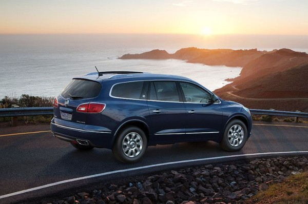 2016 Buick Enclave release date, redesign, changes, interior
