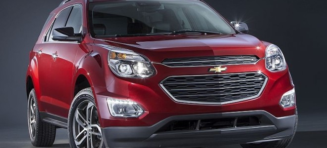 2016 Chevy Equinox pictures, redesign release date, changes