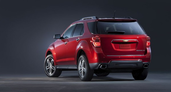 Chevy Equinox 2016 pictures, redesign release date, changes