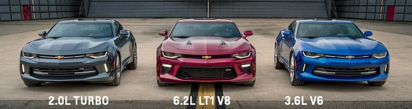 Chevy Camaro 2016 specs, price, engine, changes