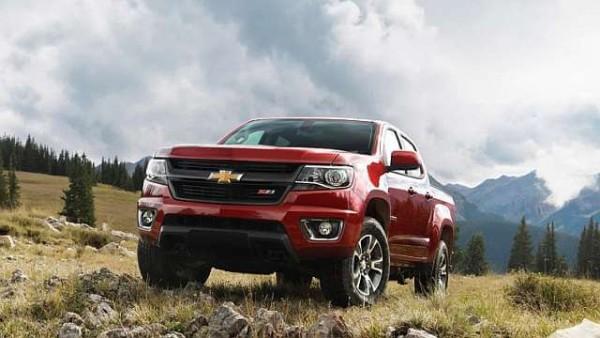 2016 Chevrolet Colorado release date, price, mpg