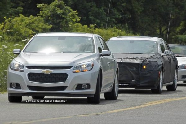 Chevy Malibu 2016 redesign, changes, price