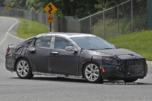 Chevy Malibu 2016 release date, redesign