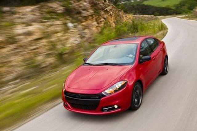 New Dodge Dart 2016 SRT4 price, specs, hp, changes