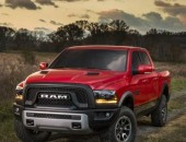 2016 Dodge Ram 1500 changes, off road, 4x4