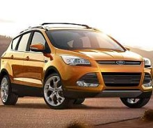 2016 Ford Escape redesign, changes, refresh