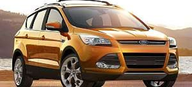 2016 Ford Escape Redesign Changes Refresh