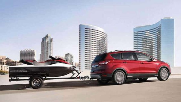 New Ford Escape 2016 redesign, changes, refresh