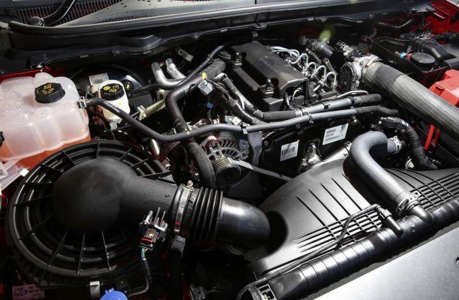 2016 Ford Ranger Engine 1